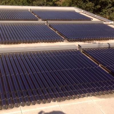 Solar Térmica (urb.Ciudalcampo,Madrid)