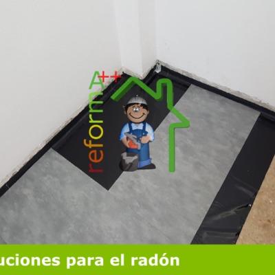 Soluciones para el radón