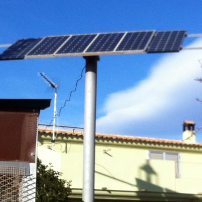 Soportes placas solares