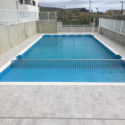 piscina en Soria