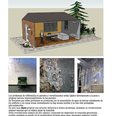 SSECO - TRATAMIENTO DE HUMEDADES