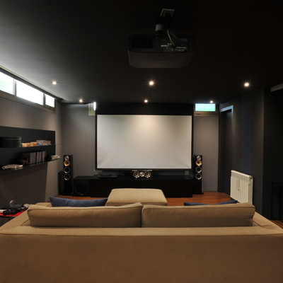 Sala de proyeccion HOME CINEMA