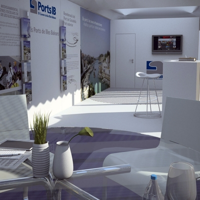 Stand 3D