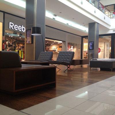 Stand en Centro comercial