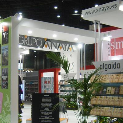 Stands, eventos y locales comerciales