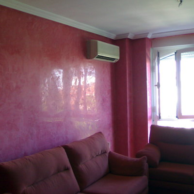 stucco rojo