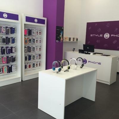 Proyecto mobiliario Style Phone (Valencia)