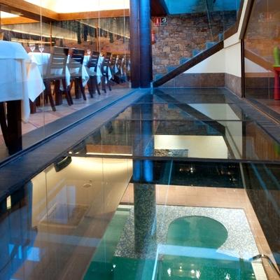 Presupuesto instalar suelo transitable cristal en - Suelos de vidrio ...