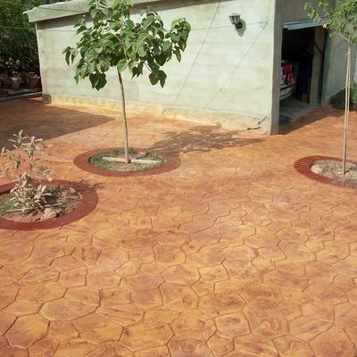 suelo de hormigon