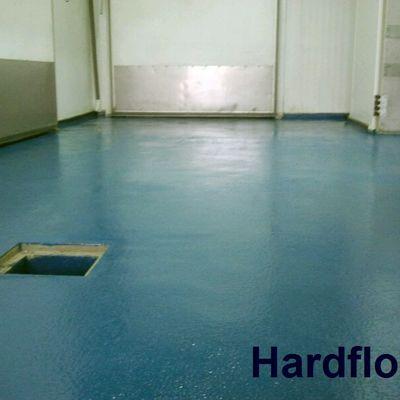 suelo de resina epoxi alimentario antideslizante