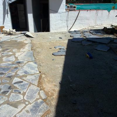 Presupuesto suelos piedra online habitissimo - Suelo piedra natural ...