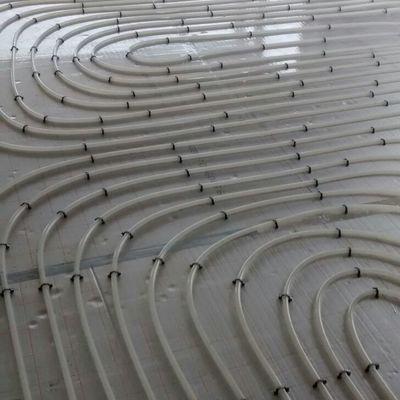 Suelo radiante plancha aluminio