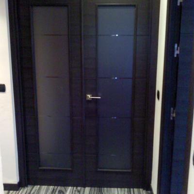 suelo y puertas