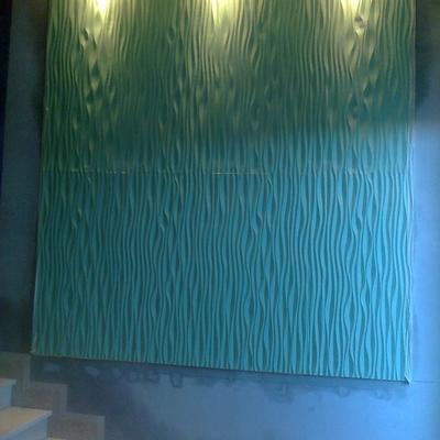 Suministro y Colocación Paneles Decorativos