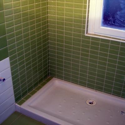 Sustitución de bañera por plato de ducha y azulejos