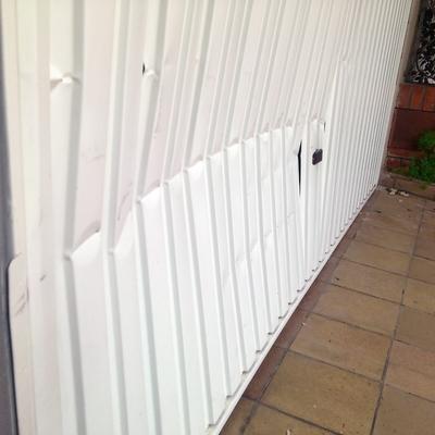 Sustitución de Puerta Garaje