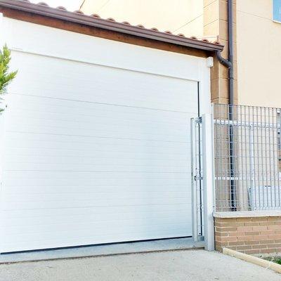 Instalacion puertas garaje