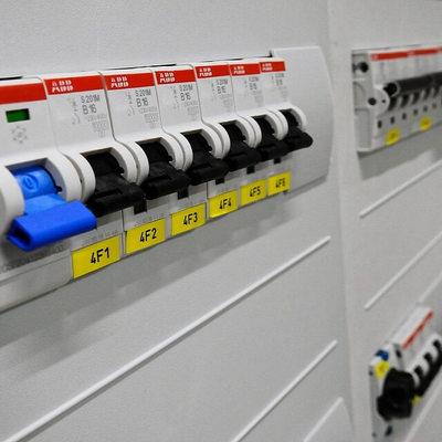 Diseño y sectorización de circuitos electricos
