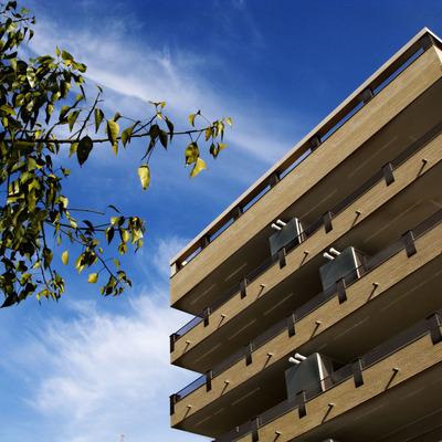 Bloque de viviendas Tabaya Mirador 2