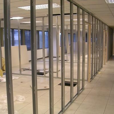 Divisorias pladur oficinas y locales