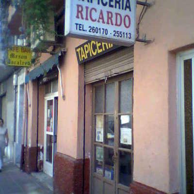 TALLER DE TAPICERÍA RICARDO