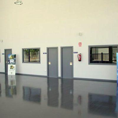 Taller Oficial DAF en Fondarella, Lleida.