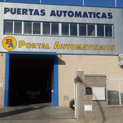 PROINED, realiza proyecto de Taller y Comercio de Puertas automáticas.