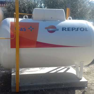 TANQUE GAS PROPANO