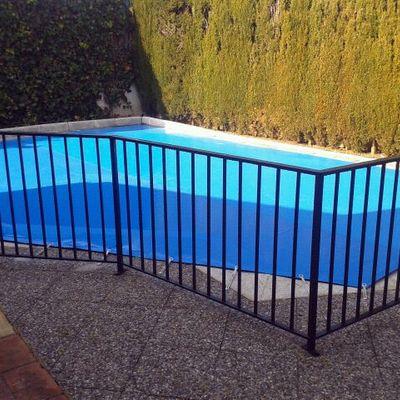 Tapa para piscina