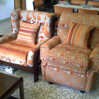 Precio tapizar sillas o butacas habitissimo - Cuero para tapizar ...