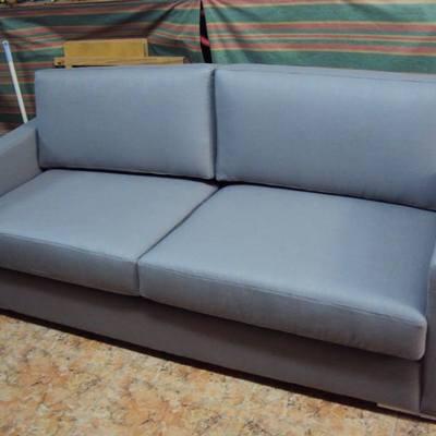 tapizado sofa tres plazas linea moderna