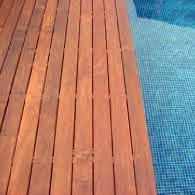 tarima de exterior ipe piscinas