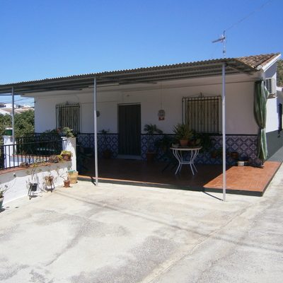 Tasación vivienda unifamiliar (Triana, Málaga)