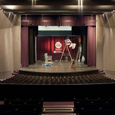 Teatro de Castelldefels. Pça Estació