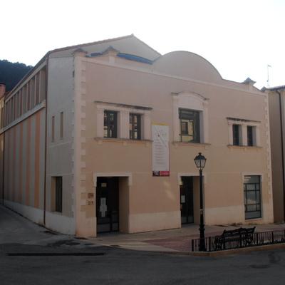 Teatro Municipal con museo