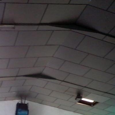 techo aislante