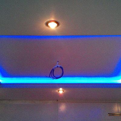 Instalación de nueva Iluminación