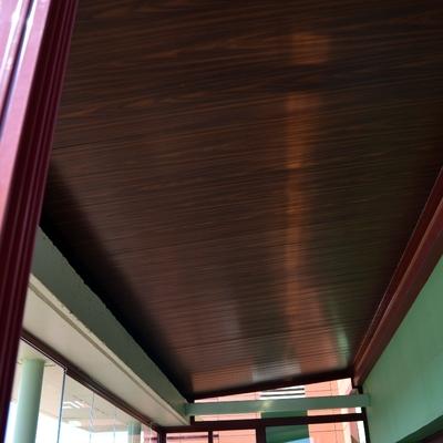 techo de panel sandwich