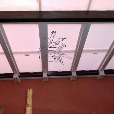 techo deslizante casero