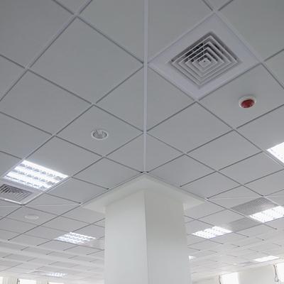 Techo técnico falso techo