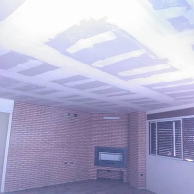 techo de yeso laminado