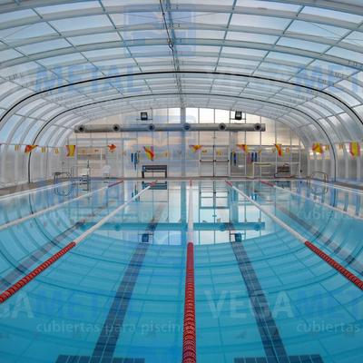Techos de piscinas
