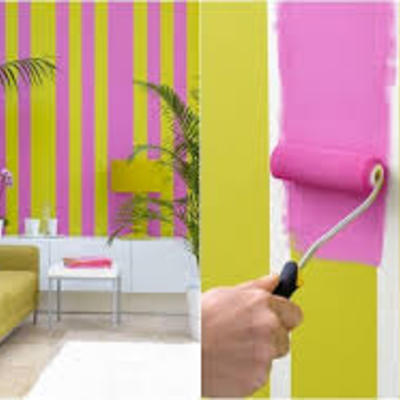Técnica de pintura estilo moderno