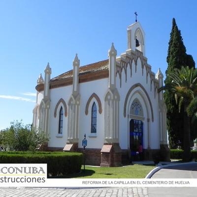 Reforma y rehabilitación Capilla del Cementerio