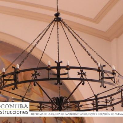 Donación de Teconuba a la Iglesia de San Sebastián