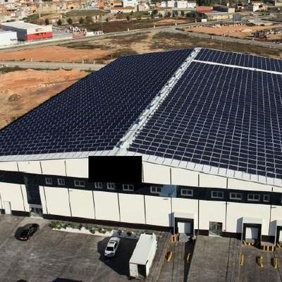 Instalación fotovoltaica 1