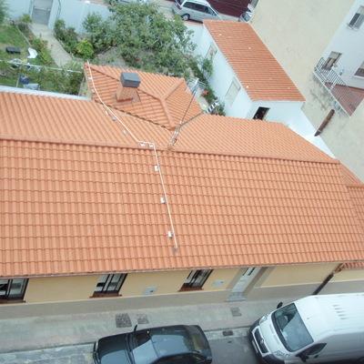 Reforma de tejado en Oyón