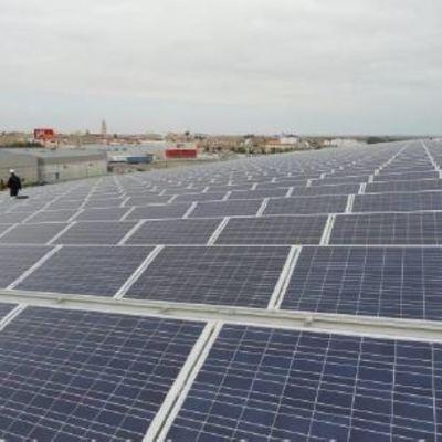 Instalación fotovoltaica 2