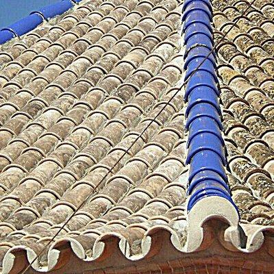 Tejado Convento Reparadoras, Jerez