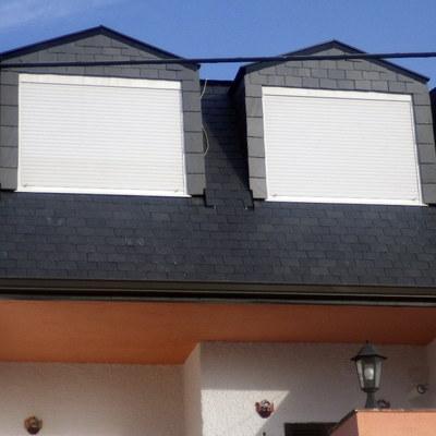 tejado de pizarra
